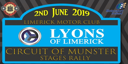Circuit of Munster Stages Rally