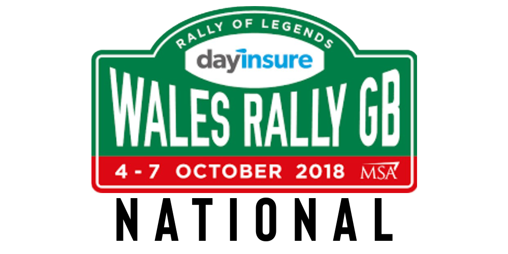 Wales Rally GB - National