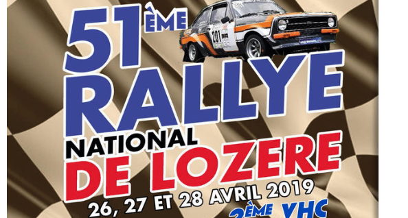 Rallye National de Lozere