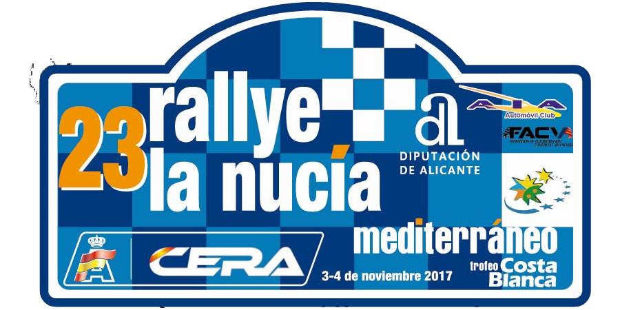 Rally de La Nucia-Mediterraneo