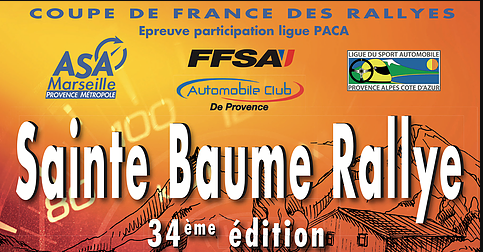 Rallye National de la Sainte-Baume
