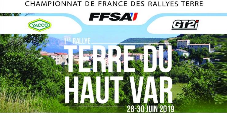 Rallye Terre du Haut-Var