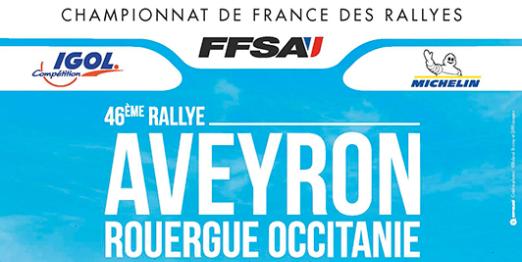 Rallye Aveyron Rouergue - Occitanie