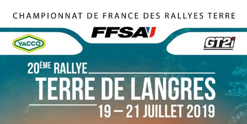 Rallye Terre de Langres - Haute Marne