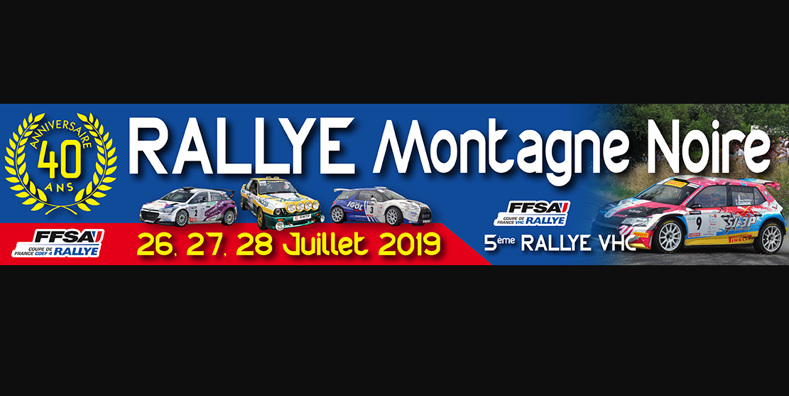 Rallye National Montagne Noire