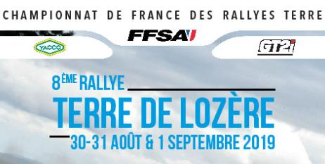 Rallye Terre de Lozere - Sud France