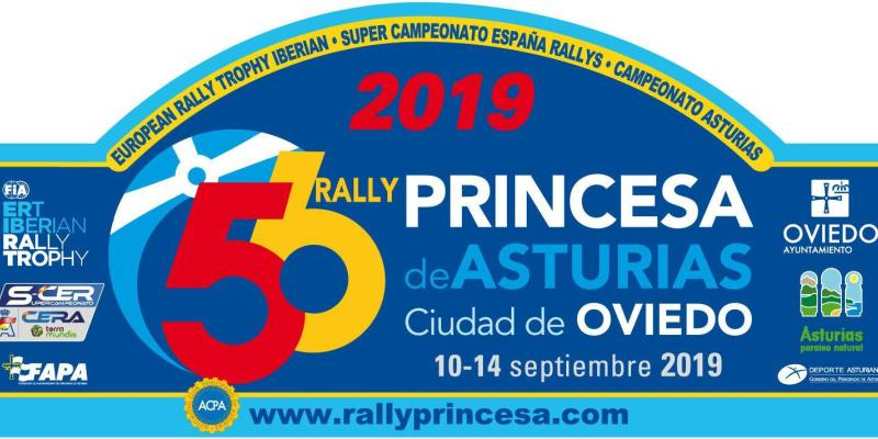 Rally Princesa de Asturias - Ciudad de Oviedo