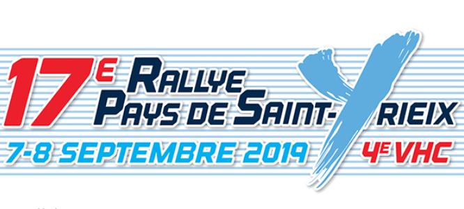 Rallye National du Pays de Saint-Yrieix
