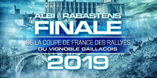 Finale de la Coupe de France des Rallyes Rabastens