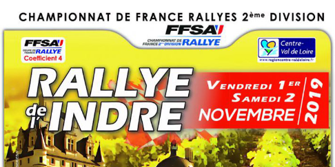 Rallye National de l'Indre