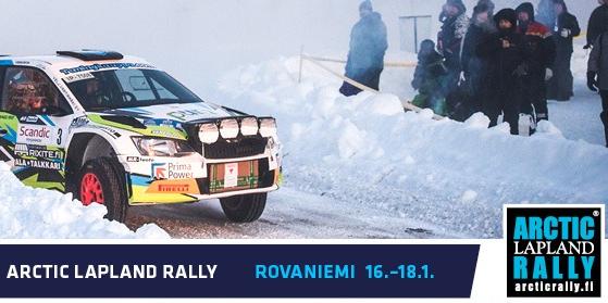Arctic Lapland Rally