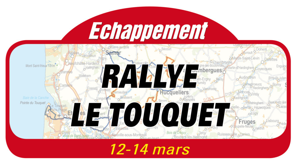 Rallye Le Touquet - Pas-de-Calais