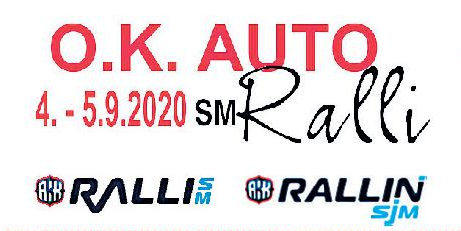 SM O.K. Auto-Ralli