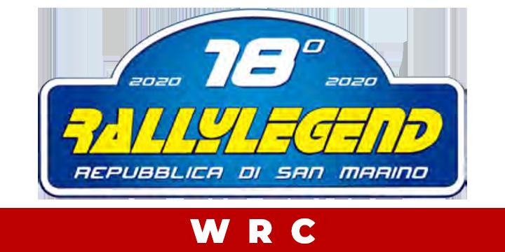Rallylegend - WRC