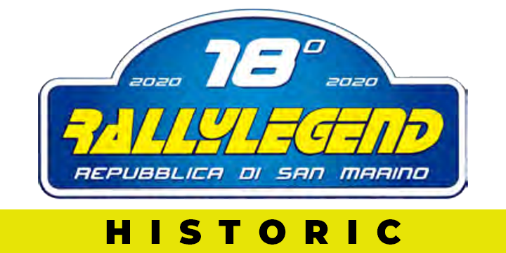 Rallylegend - Historic