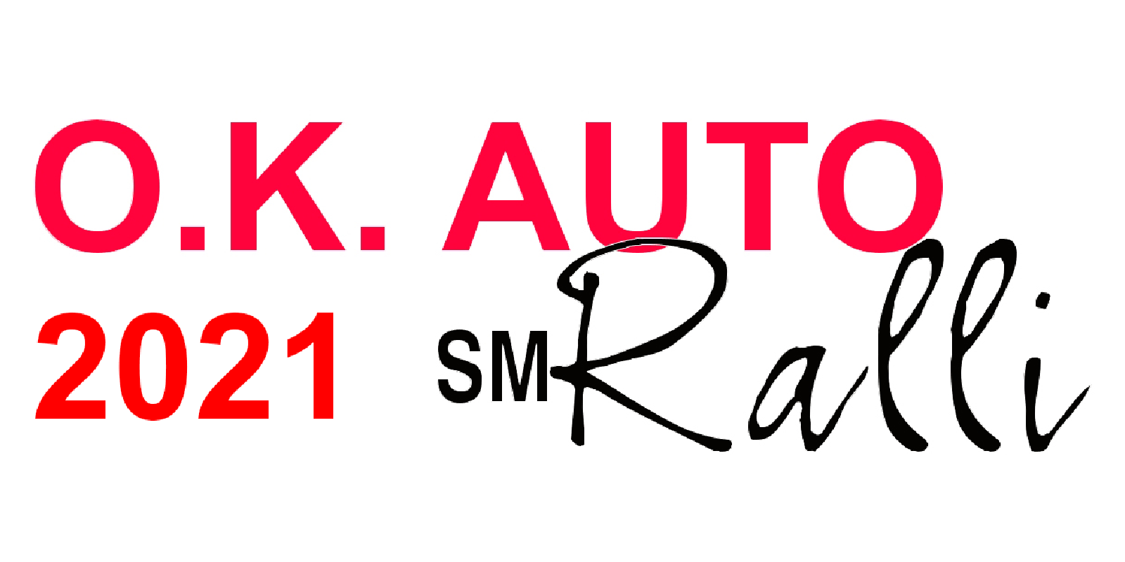 16. SM O.K. Auto-Ralli