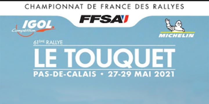Rallye Le Touquet