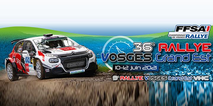 Rallye Vosges