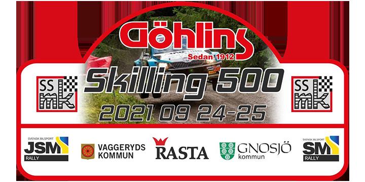 Göhlins Skilling 500