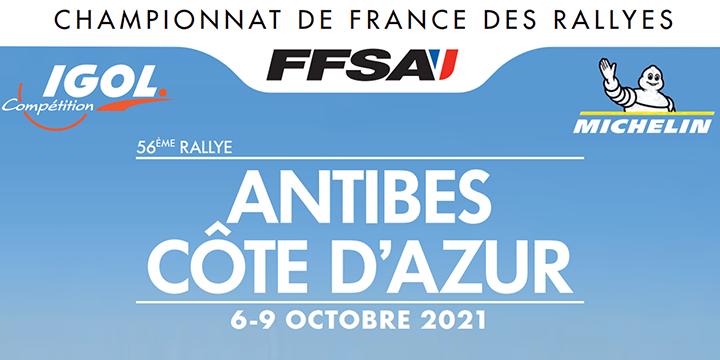 Rallye d'Antibes - Cote d'Azur