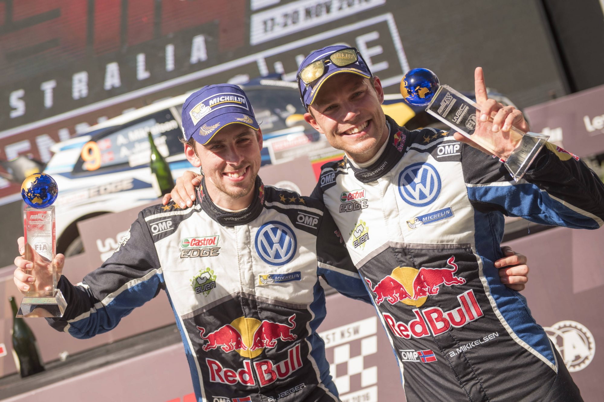 Mikkelsen signs off with Australia victory